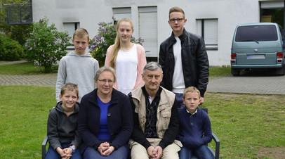 В Сибири семья русских немцев не может оформить документы из-за бюрократических проволочек