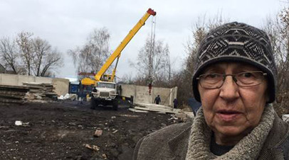 В подмосковных Люберцах одинокую пенсионерку лишают единственного жилья