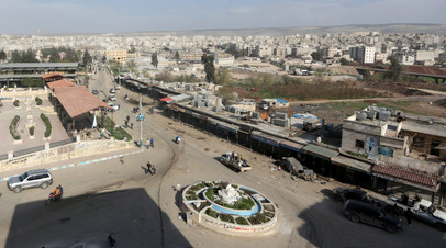 СМИ: Взрыв произошёл в автобусе в сирийском Африне