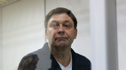 Защита Вышинского обжаловала решение суда о продлении ареста