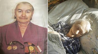 Под Волгоградом 94-летняя ветеран ВОВ полгода не могла получить необходимые средства гигиены