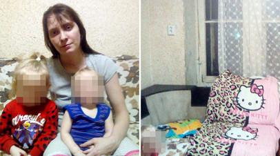 В Йошкар-Оле семья с пятью детьми вынуждена жить в комнате площадью 12 квадратных метров