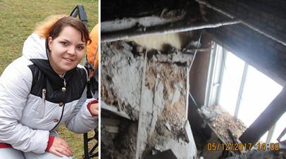 Мать ребёнка-инвалида семь лет добивается от властей Карелии улучшения жилищных условий