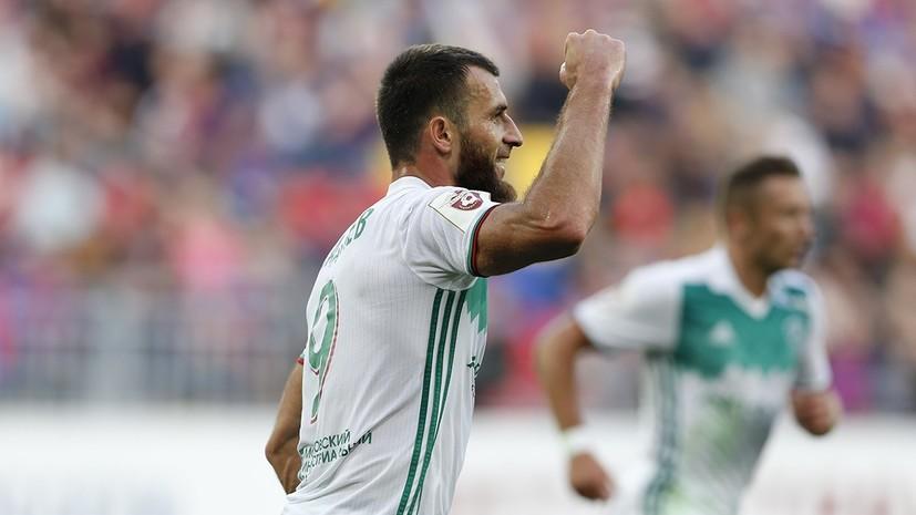Форвард «Ахмата» Садаев продолжит карьеру в Турции