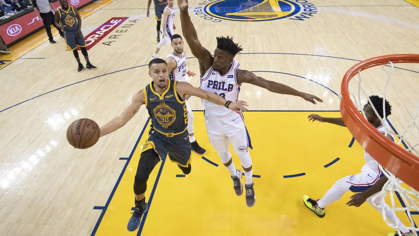 «Голден Стэйт» не смог продолжить победную серию в НБА, несмотря на 41 очко Карри