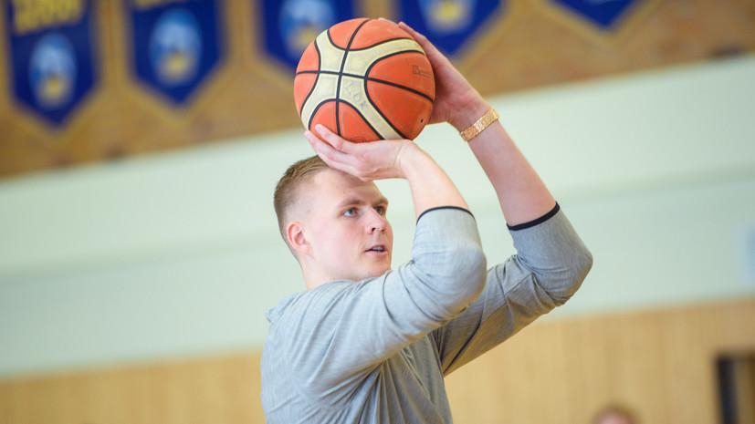 Порзингис стал баскетболистом «Даллас Маверикс»