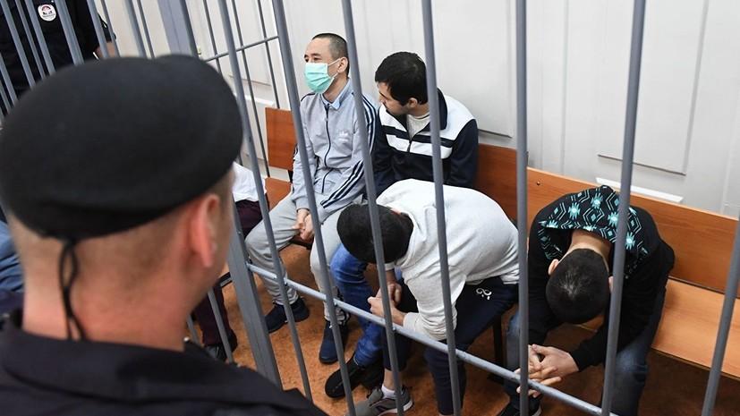 Дело о теракте в метро Петербурга направлено в суд