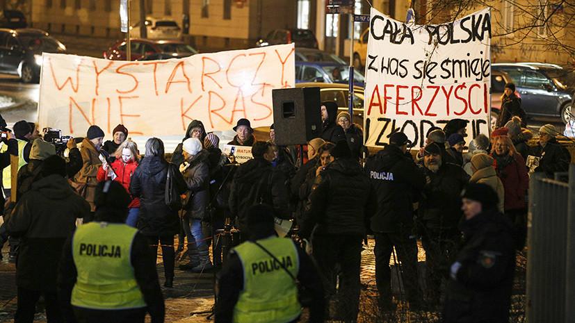 «Ситуация может поменяться в любой момент»: удастся ли правящей партии Польши сохранить свои позиции на выборах