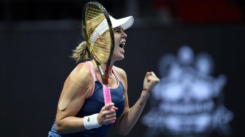 «Я не Серена, для меня четвертьфиналы — не провал»: Павлюченкова о своих успехах, уважении к Уильямс и реноме Шараповой