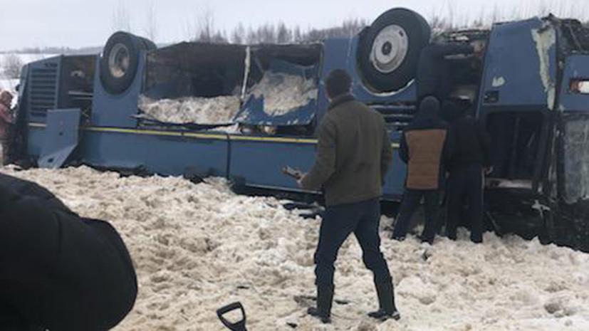 В Калужской области в результате ДТП пострадали 20 детей
