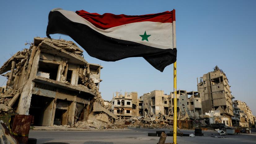 Россия и Иран обсудили запуск конституционного комитета Сирии
