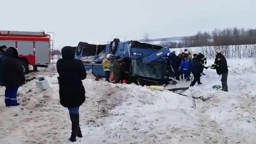 Число погибших при ДТП в Калужской области увеличилось до четырёх