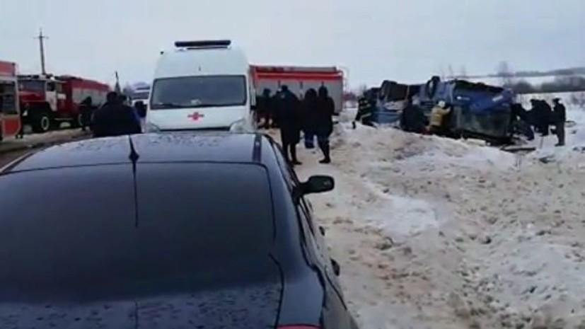 Число погибших при ДТП в Калужской области возросло до семи