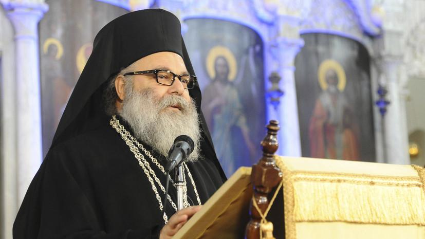 Патриарх Антиохийский прокомментировал ситуацию с автокефалией на Украине