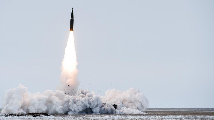 «Неравное уравнение»: в России ответили на предложение передислоцировать ракеты 9М729 за Урал