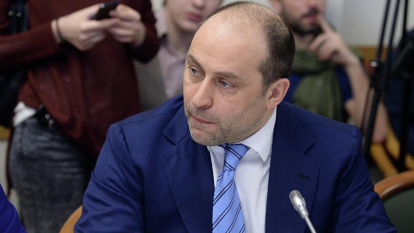 В Госдуме назвали неправильным решение сборной Украины не выступать на Универсиаде