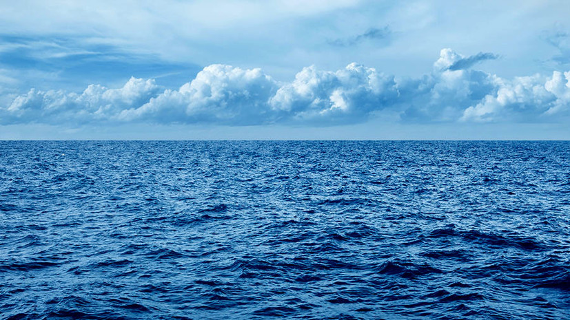В сине-зелёных тонах: более 50% вод Мирового океана поменяет цвет к концу XXI века