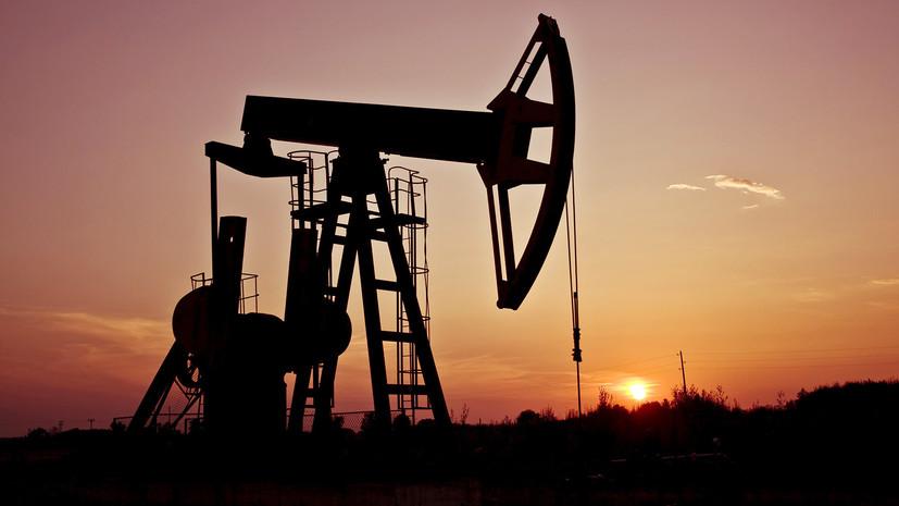 Пробуждение рынка: мировые цены на нефть впервые с начала года превысили отметку $63 за баррель