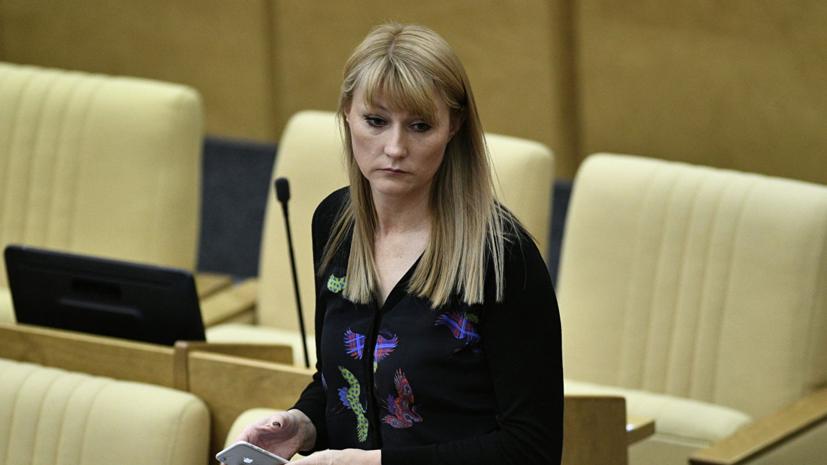 Журова заявила, что решение об отказе сборной Украины от участия в Универсиаде лишено здравого смысла