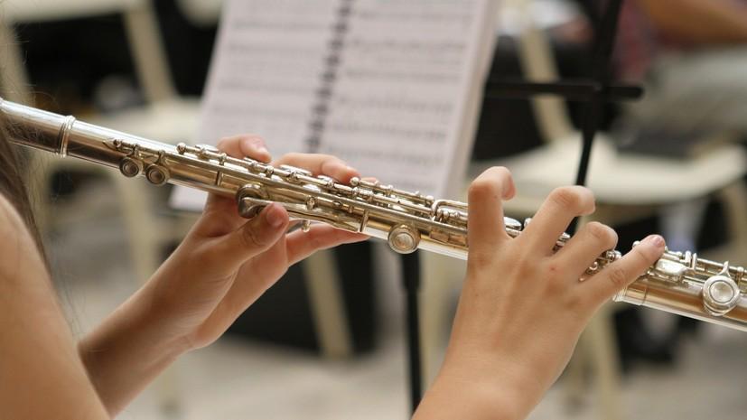 Фестиваль «Виртуозы флейты» пройдёт в Петербурге 21—25 февраля