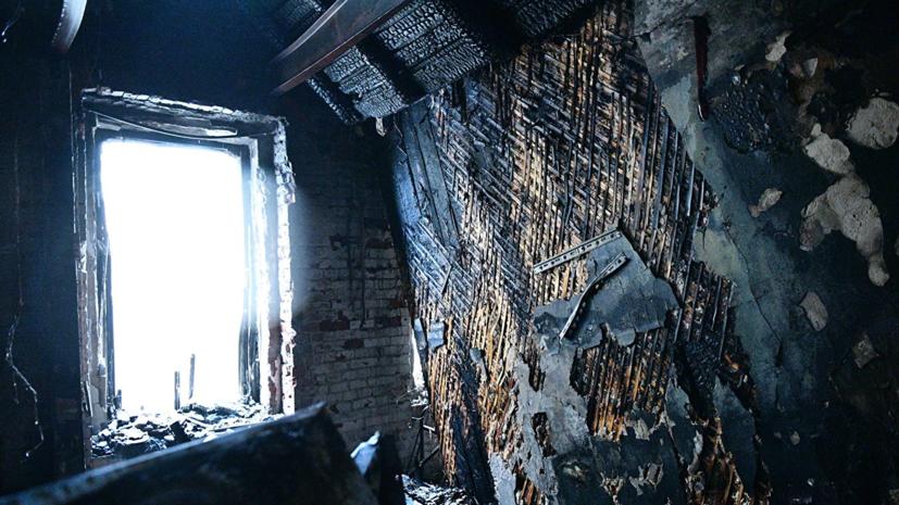 Башмет рассказал о пожаре в квартире дочери в центре Москвы