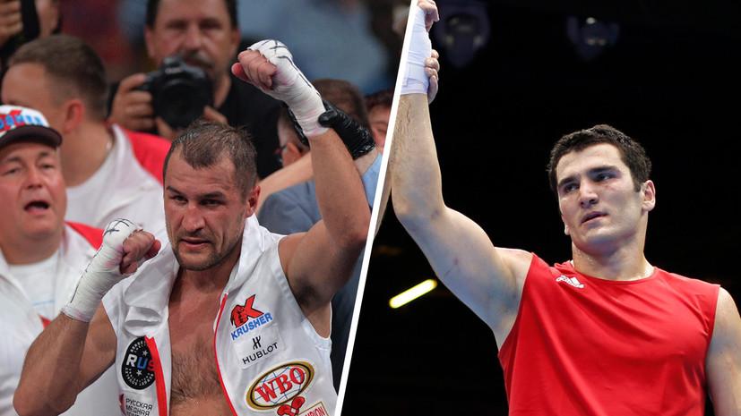 «Им самим интересно выяснить, кто лучше»: чемпионы мира Ковалёв и Бетербиев могут провести объединительный поединок