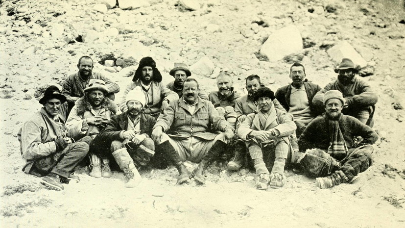 Покорённые вершины: как 95 лет назад МОК начал награждать за успехи в альпинизме