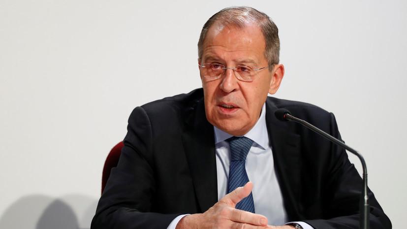 Лавров отметил необходимость переговоров власти и оппозиции в Венесуэле