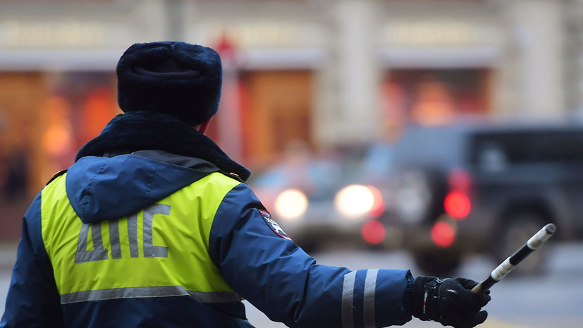 Полиция Москвы может получить спорткары для борьбы со стритрейсерами