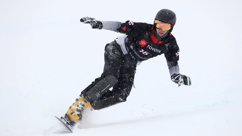 «Такого в мужском сноуборде ещё не было»: как Логинов стал двукратным чемпионом мира
