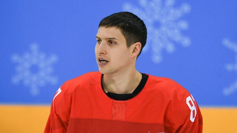 Шипачёв назначен капитаном сборной России по хоккею на Шведские игры