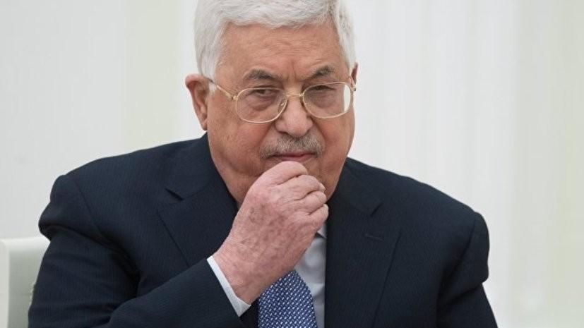 Глава Палестины заявил о поддержке идеи возвращения Сирии в ЛАГ