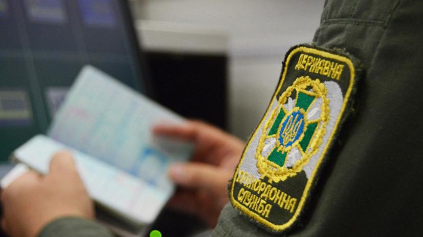 Проект «Стена» на границе России и Украины реализован на 30%