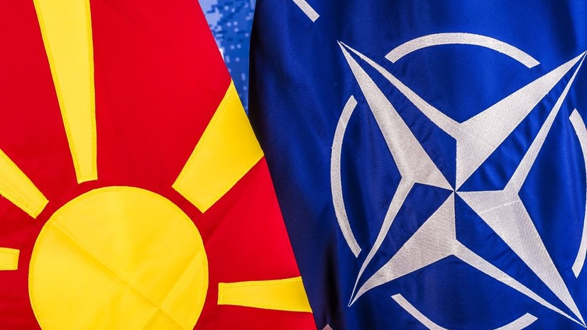Страны НАТО подписали протокол о вступлении в альянс Македонии