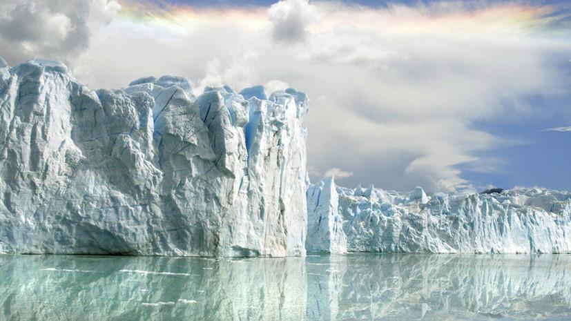 Холодный поток: в Намибии найдены следы древнего ледника