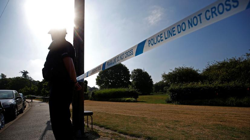 В полиции Британии рассказали о ходе расследования дела Скрипалей