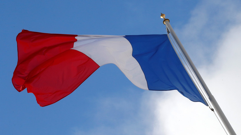 МИД Франции сообщил об отзыве посла в Италии