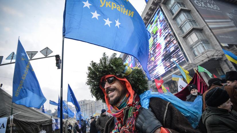 «Заведомо безнадёжное решение»: Рада приняла поправки в Конституцию Украины о стремлении в ЕС и НАТО