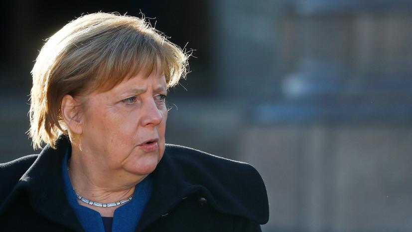 Меркель призвала власти Британии прояснить позицию по брекситу