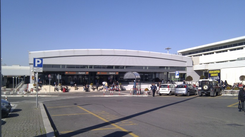 СМИ: Римский аэропорт Чампино закрыт из-за обнаружения боеприпасов времён войны