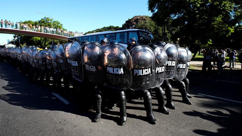 В МИД России заявили, что не получали просьбы Венесуэлы о военной помощи
