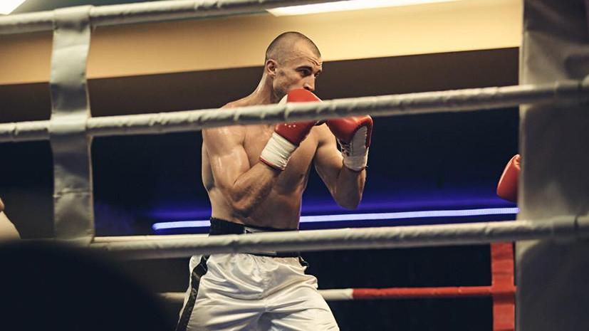 «От ранений скончался на месте»: в Белгороде убит чемпион России по боксу Александр Костромин