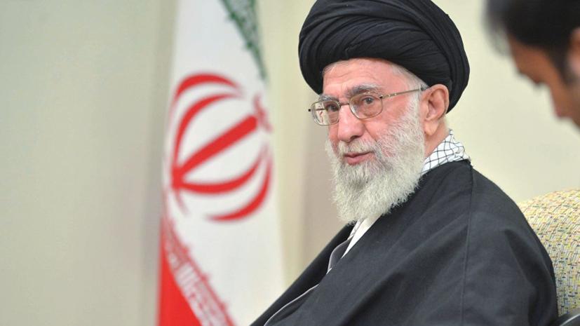 Верховный лидер Ирана пожелал смерти Трампу
