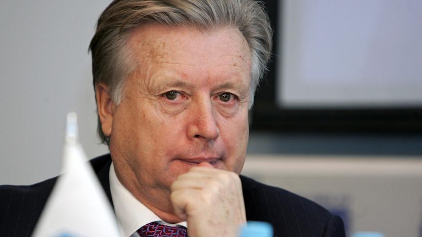 Тягачёв прокомментировал условное восстановление в правах ПКР