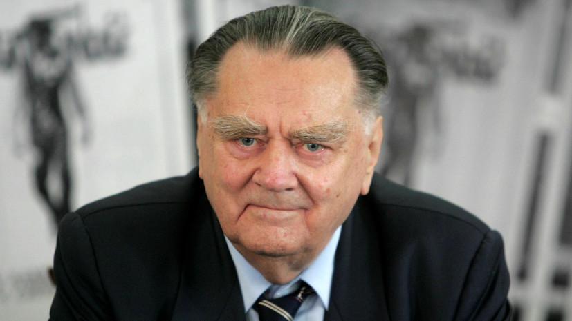 Умер бывший премьер-министр Польши