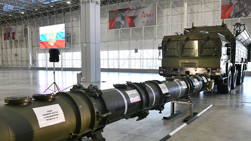 В Ленинградской области прошли электронные пуски ракет 9М729
