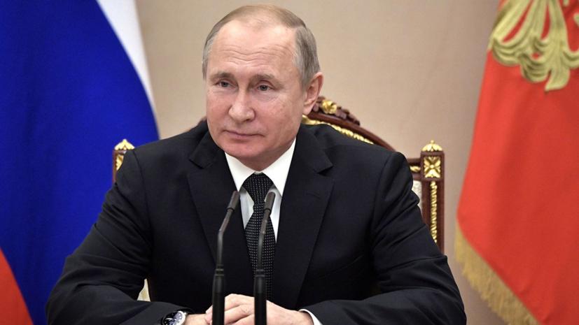 Путин подписал указ о повышении стипендий чемпионам Олимпийских и Паралимпийских игр