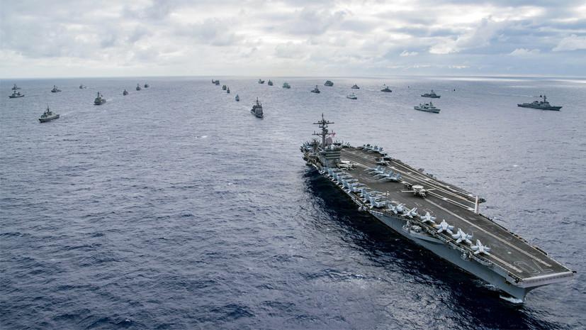 «Не осознаёт последствий своих слов»: в России ответили на призыв адмирала США нанести «первый удар» по РФ