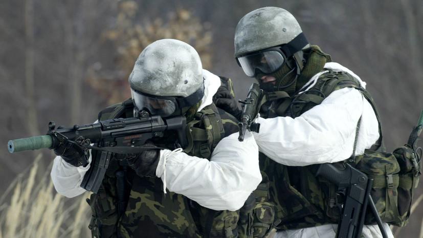 Чехия готова отозвать войска из Афганистана в случае вывода сил США