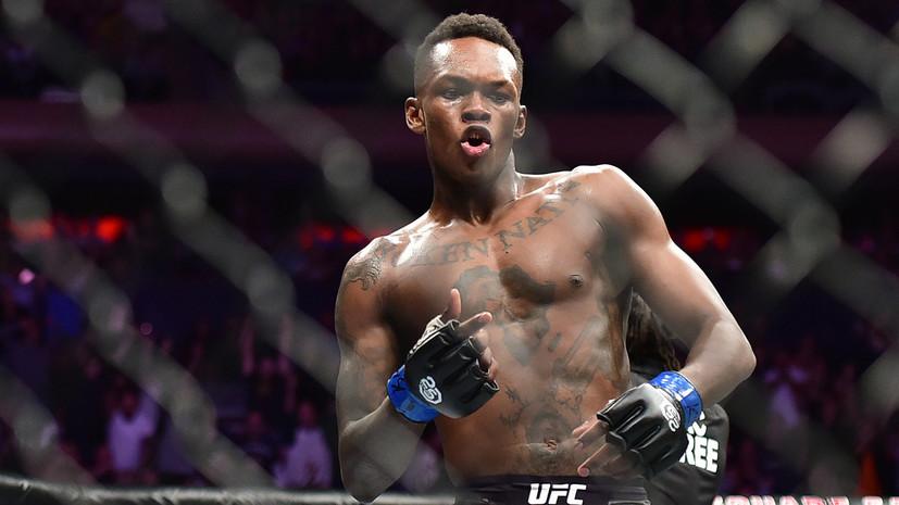 Новозеландец Адесанья победил Силву в главном бою UFC 234